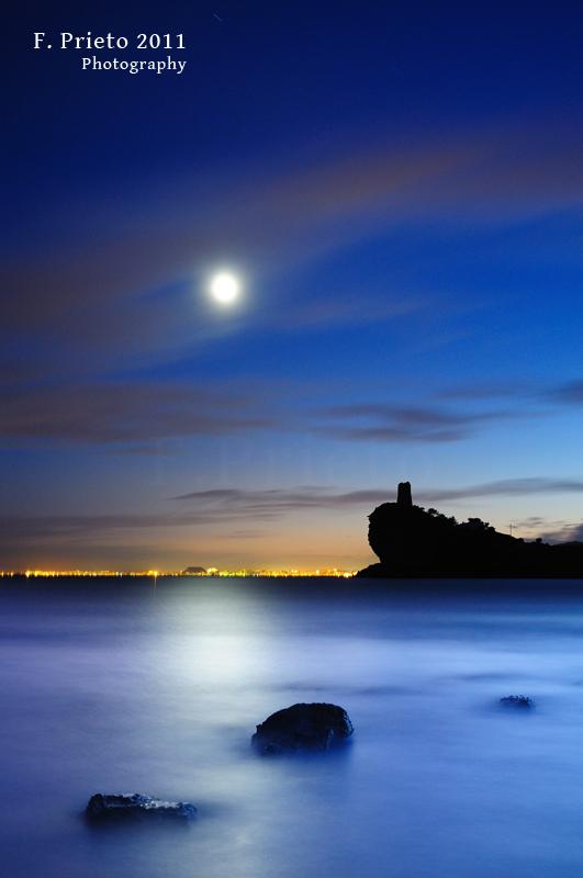 Deep Blue Xarco (seascape)