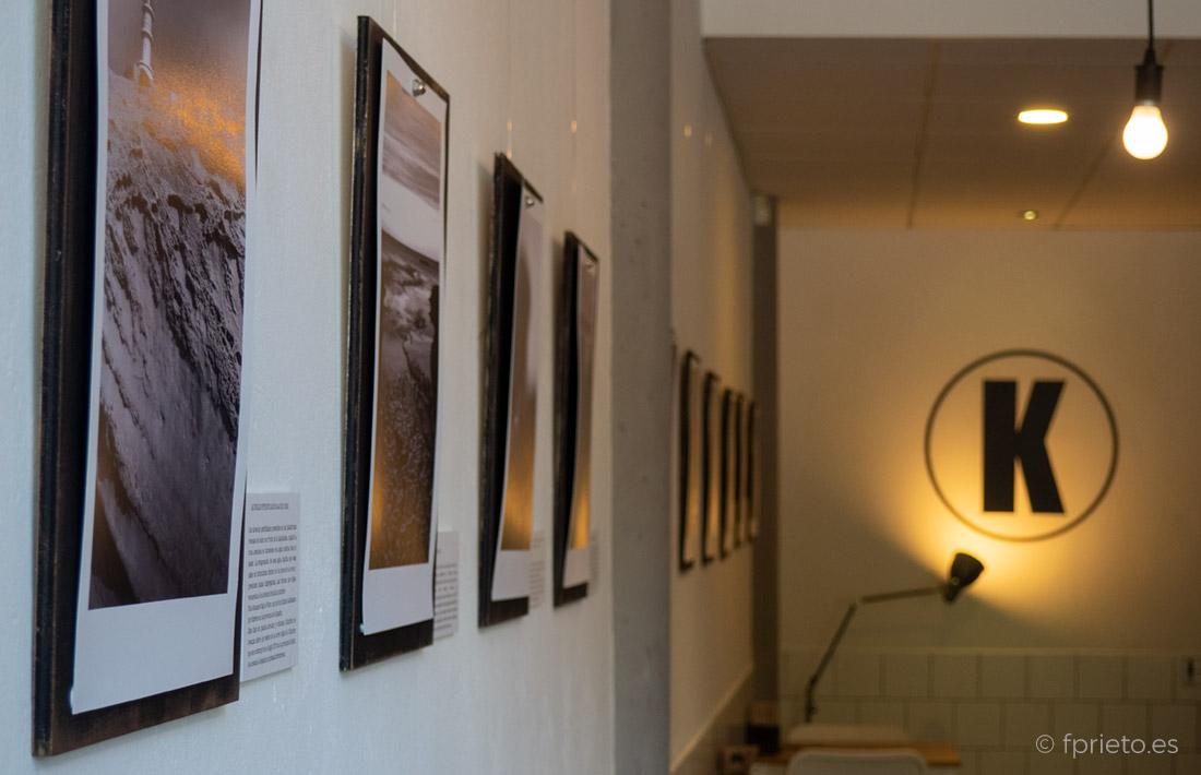 """Exposición fotográfica """"Paraísos Cercanos"""" de Antonio Soler sobre el Cabo de la Huerta de Alicante"""