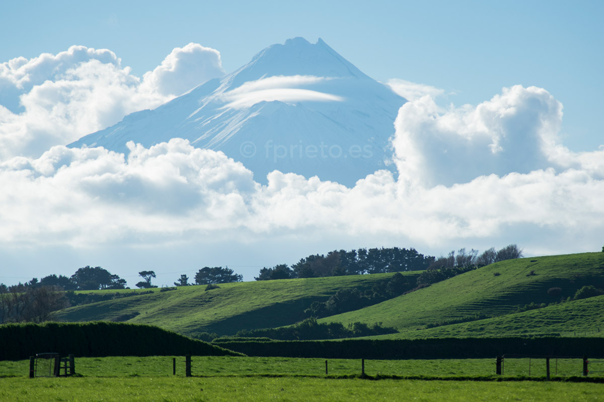 Mount Taranaki New Zealand