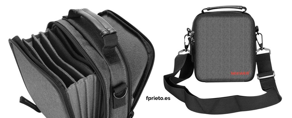bolsa porta filtros para fotografía de paisaje