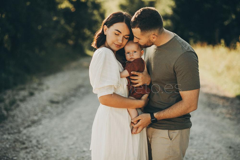 Consejos sesiones de fotos en familia