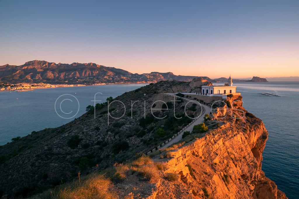 Faro de l'Albir - Alfas del Pi - Altea - Costa Blanca - Alicante