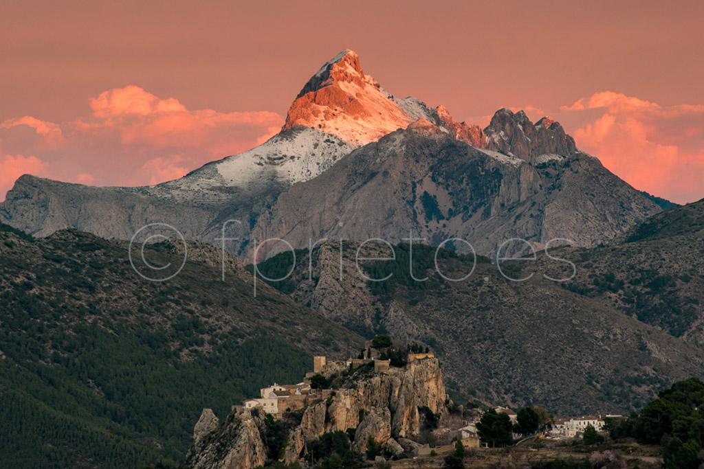 Guadalest & Serra de Bèrnia - Costa Blanca Mountains